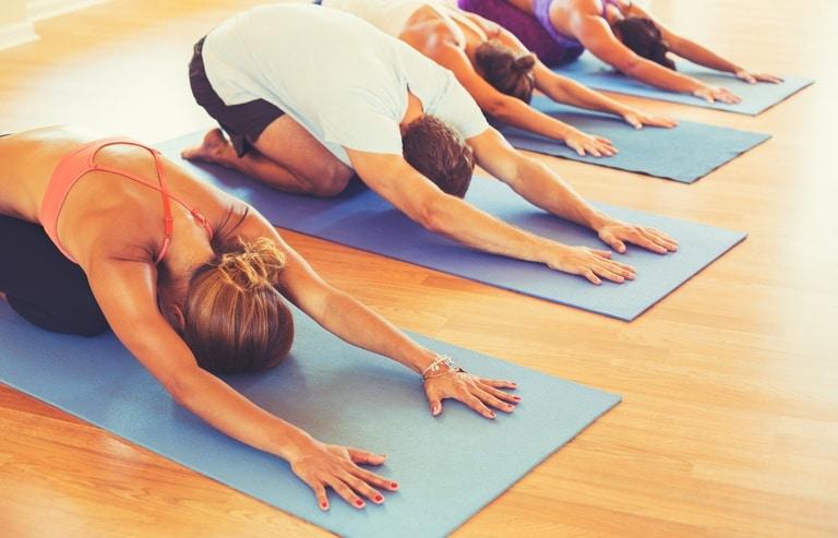 Studio vs Home Yoga